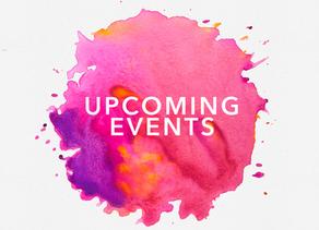 Events postponed until further notice.