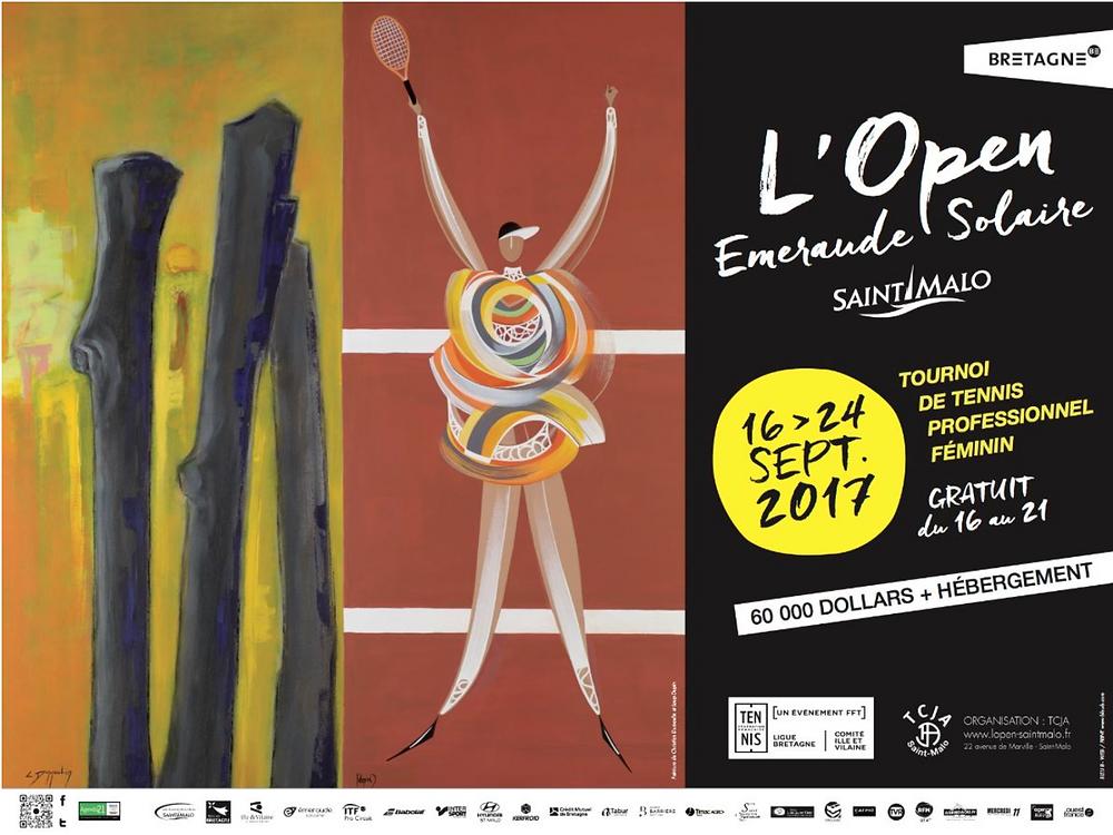 Open Emeraude Solaire - Saint Malo