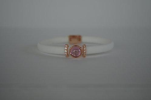 White Italian Bracelet