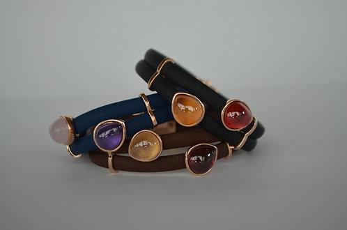 Double Strand Bracelets- Pear Shape