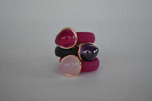 Italian Gumdrop Rings