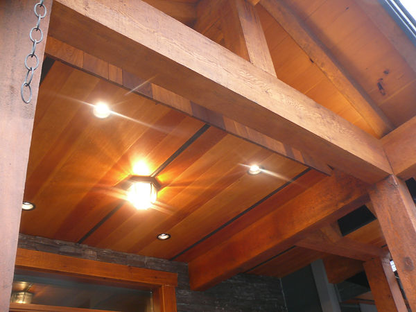 CDS Lumber Products Douglas Fir Architctural Features