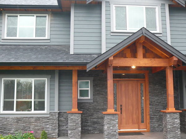 CDS Lumber Products Douglas Fir Architectural Features