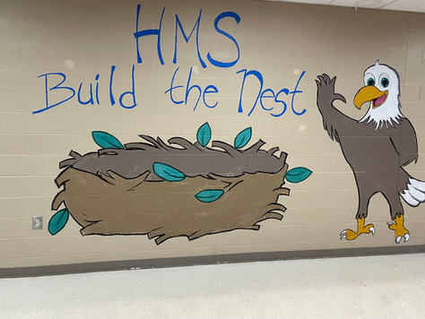 HMS Build the Nest