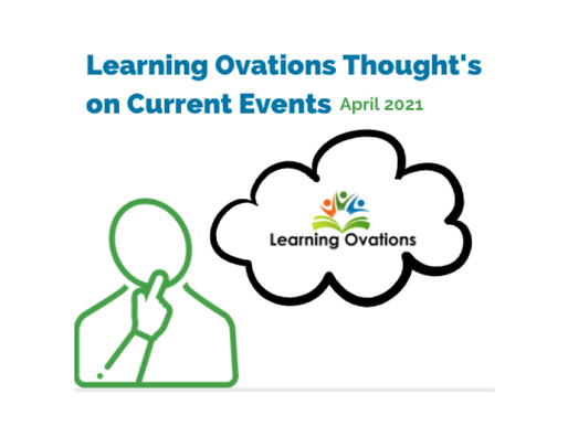 Learning Ovations' Thoughts on Current Events