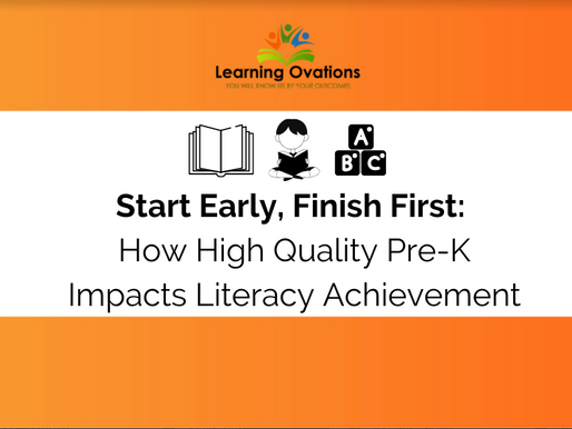 Start Early, Finish First