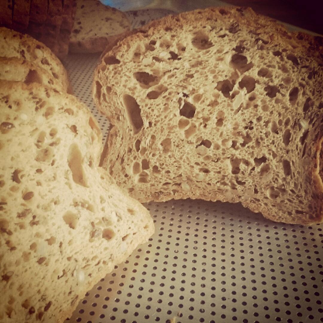 Dark Sandwich Bread