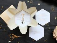 Gold Origami Wedding Invite [1].JPG
