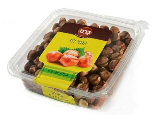 כרם- אגוזי לוז