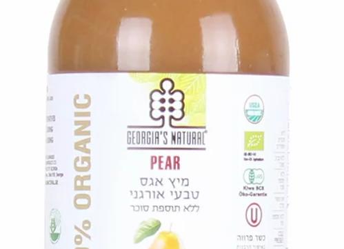 המעדניה- מיץ אגס טבעי אורגני
