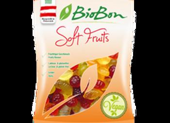 ביו בון- סוכריות גומי אורגניות בצורת פירות