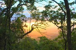 Tamborine Mountain Sunset
