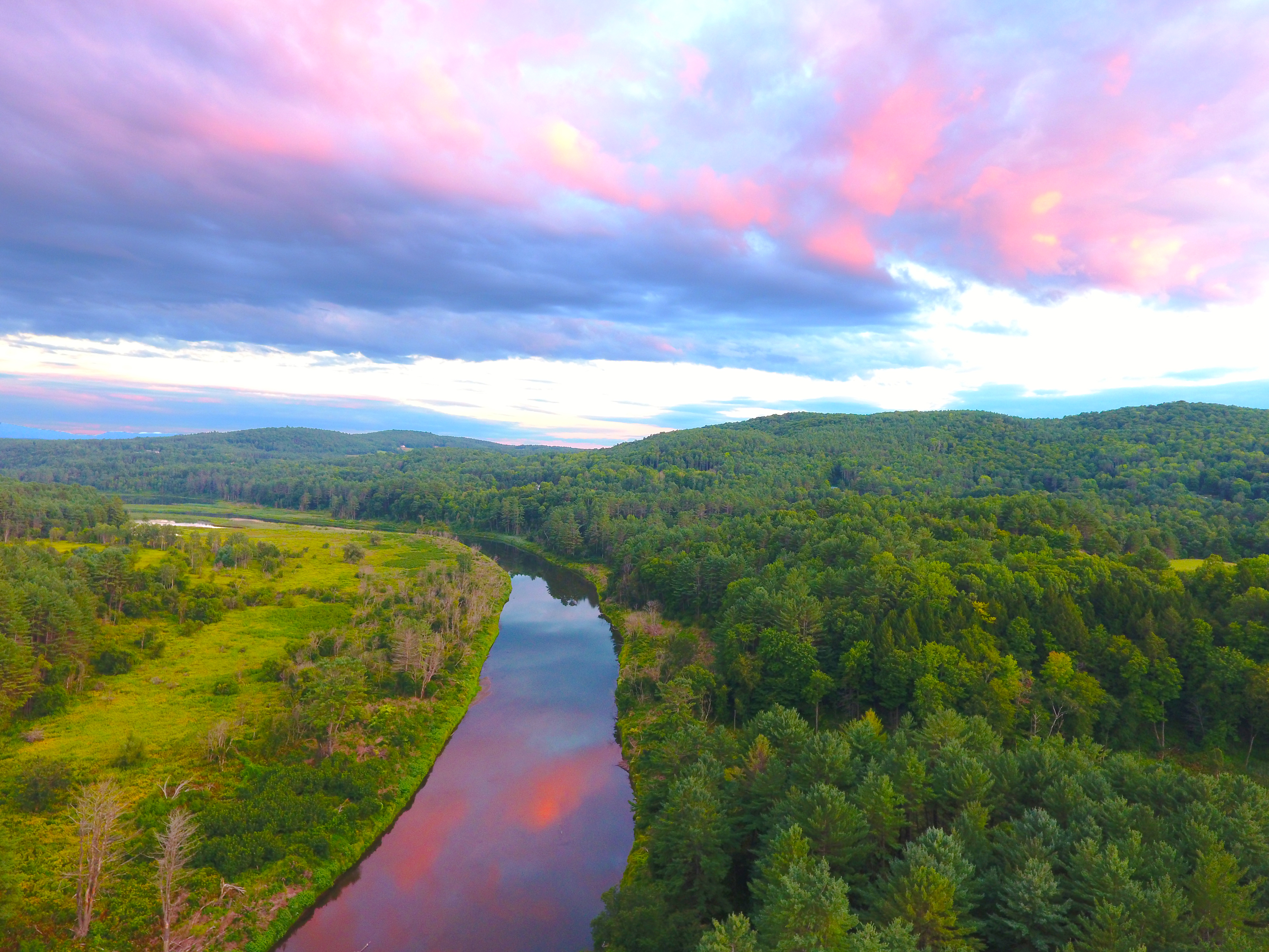 Quechee Gorge Sunset