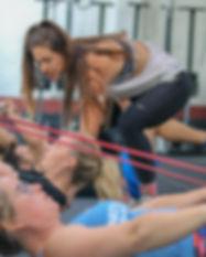Mums CrossFit Class