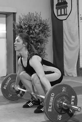 Julija Lalina, Weightlifting & CrossFit Coach