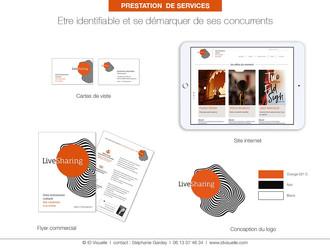 LiveSharing : présentation de la nouvelle identité visuelle