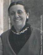 Portrait de notre ancêtre Geneviève de Gineste de Bouffard-Madiane au château de Garrevaques issu de nos archives privées.