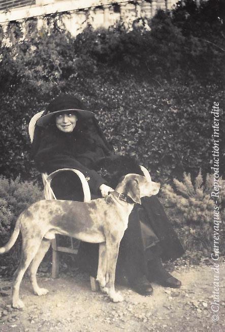 1928 - Antoinette Lagorce