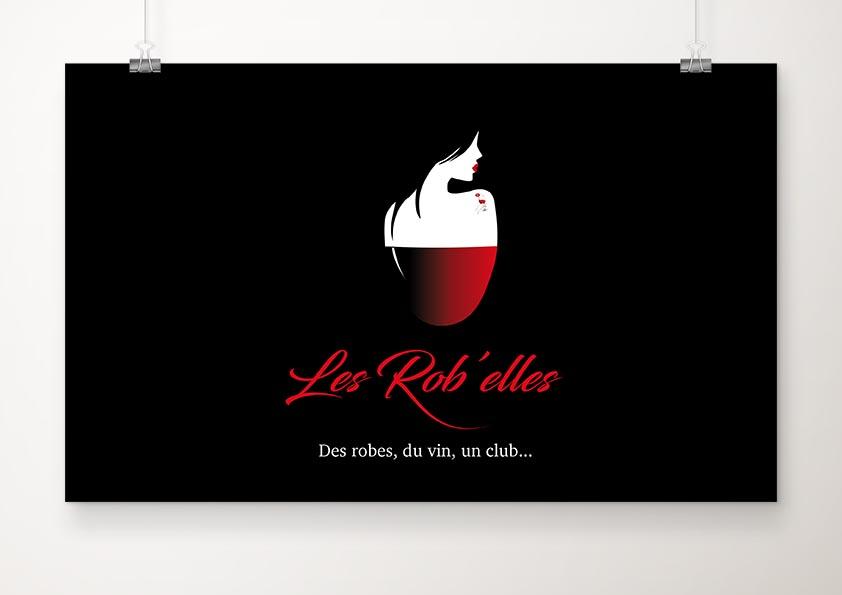 Logo Les Rob'elles