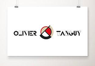 Logo Olivier Tanguy, art déco