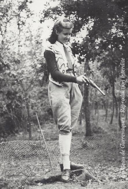 1945 - Maded, ma grand mère