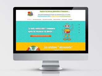 WIZICODE, web design