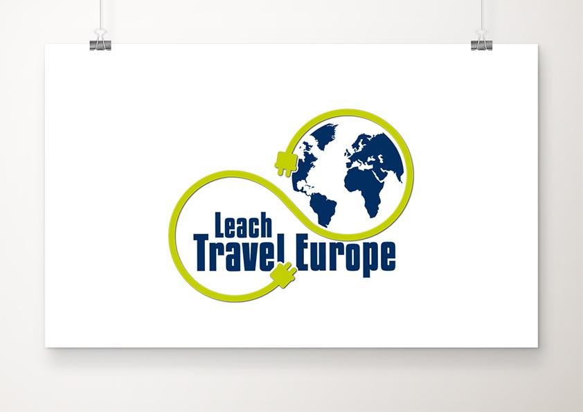 Logo Leach Travel Europe
