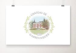 Logo Chateau de Garrevaques