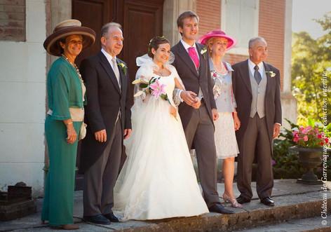 2009 - C'est à mon tour de me marier à Garrevaques!