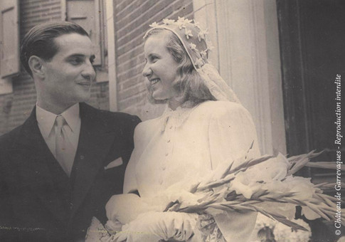 1946 - Mariage de mes grand-parents .jpg