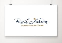 LOGO Rueil Actives,