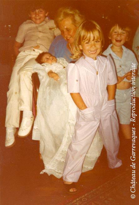 1981 - Mon baptême