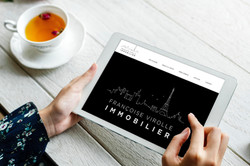 WEB Virolles Immobilier