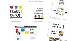 Planet Enfant : présentation de la nouvelle identité visuelle