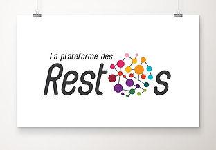 Logo la Plateforme des Restos