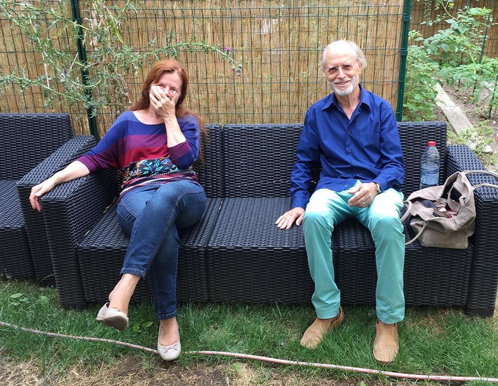 Martine & Patrice L'Art Bouquine