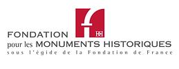 Logo de la Fondation pour les Monuments Historiques