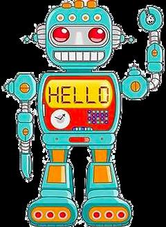 Robot Hello