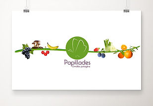 Logo Papillades