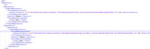 SCSM Original XML File