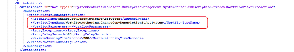 Using PowerShell in SCSM workflows - Edit Management Pack