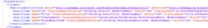 SCSM View Column order in XML