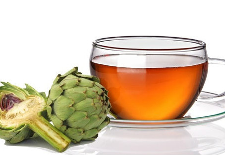 Benefícios do chá de alcachofra