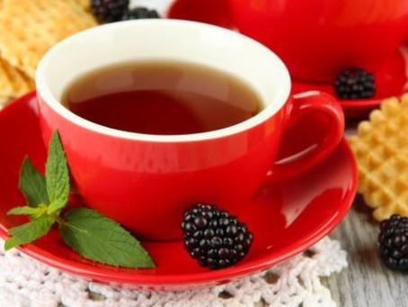 Sintomas de resfriado, diabetes, problemas nos vasos sanguíneos? Chá de amora!