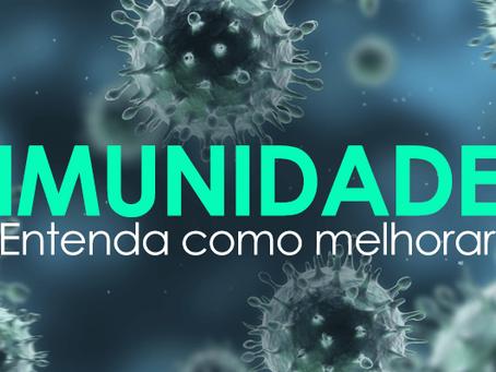 Em tempo de pandemia, é importante fortalecer o sistema imunológico