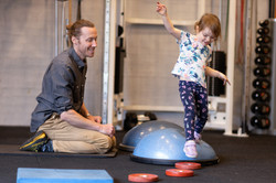 Pediatric Physiotherapy services