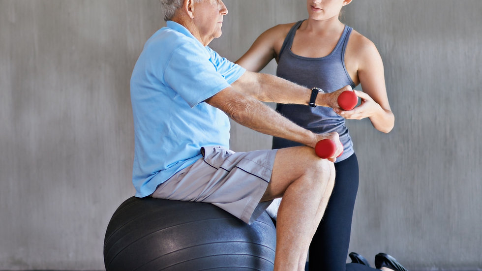 Initial Physiotherapy Consult