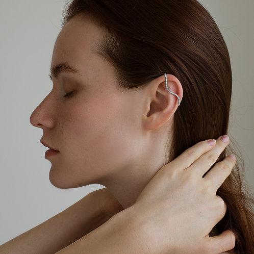 UPPER EAST SIDE ear cuff