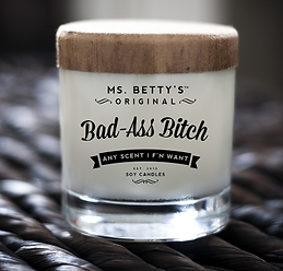 Ms. Betty's Candle