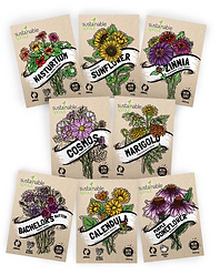 Sustainable Sprouts Flower seeds